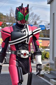 Kamen Rider Decade, Photo Manipulation, Samurai, Hero, Manga, Anime, Sleeve, Photography Editing, Manga Comics