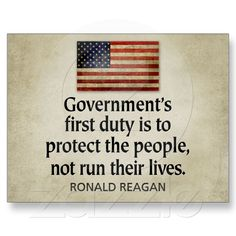 Ronald Reagan quote about government's duty. I love you Ronald Reagan. Great Quotes, Quotes To Live By, Me Quotes, Inspirational Quotes, Famous Quotes, Motivational Quotes, Positive Quotes, Story Quotes, Amazing Quotes