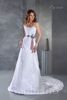 Свадебное платье «Руслана» — № в базе 6668