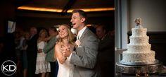 Wedding Reception at Saratoga National Golf Club. Photo Credit - Kevin DeMassio Photography