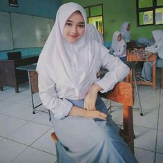 Army Police, Hijab Collection, Casual Hijab Outfit, Doraemon, My Girl, Back To School, Lily, Outfits, Image