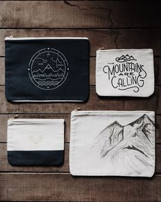 "Exclusive to United By Blue. 100% Organic 10 oz. Canvas. Large Pouch - 11.5""W x 8.5""H. For every product sold, United By Blue removes one pound of trash from our world's oceans and waterways."
