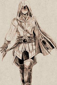 My Hero Academia (Boku No Hero Academia) #Anime #Manga x Assassin's Creed || So Cool!!!!!!Cross-Over [ Todoroki Shouto ]