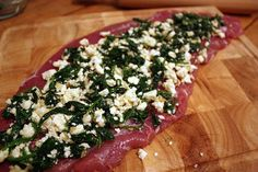 For our Oscar Night, the boyfriend and I put together this simple Spinach and Feta Stuffed Pork Tenderloin, served alongside Roasted Broccoli. It was a delicious and flavourful meal, that had us bo…