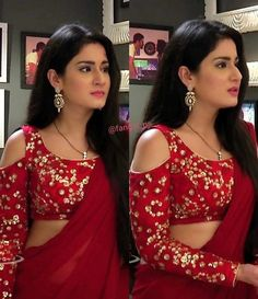 Image result for saree blouse sleeves design