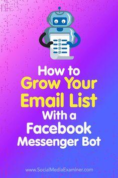 47 Best Facebook Messenger images in 2018 | Facebook