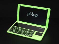 Pi-Top - A Laptop Kit for Raspberry Pi B+ / Pi 2 / Pi 3