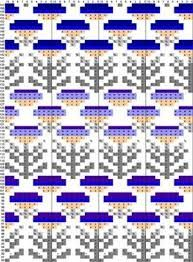 Want great tips and hints on arts and crafts? Go to my amazing info! Fair Isle Knitting Patterns, Knitting Charts, Loom Patterns, Knitting Designs, Hand Knitting, Motif Fair Isle, Fair Isle Chart, Crochet Cross, Crochet Chart