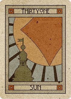 31/39. Sun - Chelsea-Lenormand by Neil Lovell