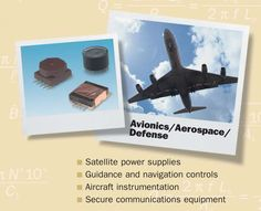 Precision Inc. supplies custom designed transformers and inductors, COTS (Commercial off the Shelf) military transformers, MIL-PRF-27 transformers, and MIL-STD-981 space grade magnetics.