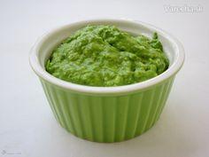 Pesto z jarných cibuliek (fotorecept) Pesto Dip, Chutney, Guacamole, Salsa, Menu, Homemade, Vegetables, Cooking, Ethnic Recipes