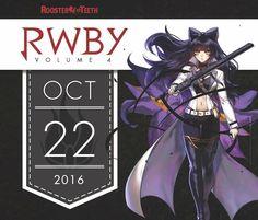 RWBY volume 4 Blake