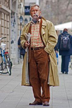 anders-anziehen: Der die Pfeife raucht