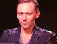 Tom is judging you extra hard #gif <--- I only got three words out of this caption.~