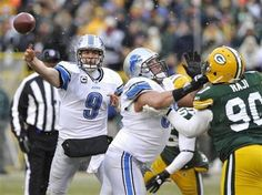 Despite the loss to the Packers, Stafford's 520 yards and 5 TD game suggests he's an elite QB.  Click the image above for more...