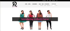 www.zellesq.com Accessories & plus size clothes Based in Singapore
