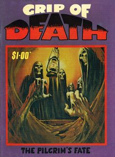 Cover for Grip of Death (1983 series) #[nn]