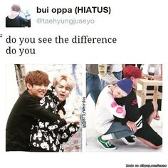V --> Suga --> Jimin --> Jungkook --> V we've come full circle! #BTS
