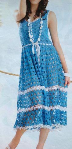 Тайские модели. Сарафан и платье - филе. Обсуждение на LiveInternet - Российский Сервис Онлайн-Дневников