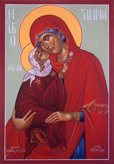 Icons.  Agia Anna | by MichaelHDJ