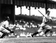 Did history rob Lou Gehrig of an RBI? That's the contention of retired chemist Herm Krabbenhoft, who spent the past year and a half researching every RBI Gehrig accumulated during his 2,164 career games and found one that appears to be missing. The missing RBI would have added one more to Gehrig's record-setting total of 184 runs batted in during the 1931 season. (Jerry Cooke/SI)  ROSENGREN: A chemist's quest for accuracy in Lou Gehrig's RBI total