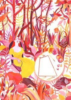 SIR Magazine by Mugluck Mugluck, via Behance Art Direction, Pikachu, Palette, Behance, Magazine, Fictional Characters, Illustrations, Inspiration, Designers