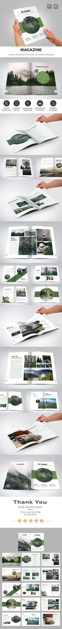 Magazine - Magazines Print Templates Download here : https://graphicriver.net/item/magazine/19538098?s_rank=16&ref=Al-fatih