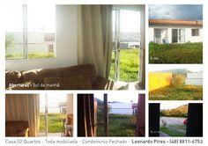 Linda Casa - Toda Planejada - Condominio Fechado