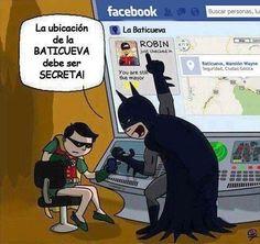 Una situación típica de nuestros tiempos, con personajes del ayer. ¡Peligros de la tecnología!