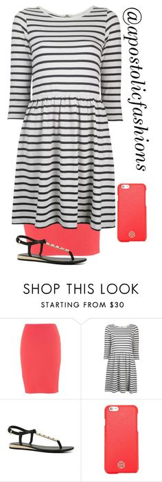 """Apostolic Fashions #1321"" by apostolicfashions on Polyvore featuring maurices, Ganni, ALDO and Tory Burch"
