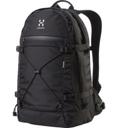 Laptop backpack with good carrying comfort and room for your business essentials.
