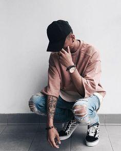 Wondrous Tips: Urban Fashion Photoshoot Trends urban fashion ideas boots.Urban Fashion For Men Shirts urban wear fashion clothes. Urban Apparel, Streetwear Mode, Streetwear Fashion, Urban Fashion, Men's Fashion, High Fashion, Fashion Ideas, Fashion Menswear, Lifestyle Fashion