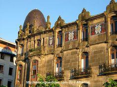 #vigo #arquitectura #architecture Edificio Mülder en la calle Montero Ríos