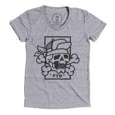 Fresh to Death Tee's - cottonbureau.com