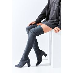 1c889d7e4a06cb Sam Edelman Elina Tall Boots (256 AUD) ❤ liked on Polyvore featuring shoes