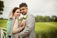 Asian wedding in golf club in London - Atiqa & Zain Wedding - More in the blog! by Ana Gely A. Photography