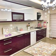 Kitchen Decorating Ideas 2018 Source by Simple Kitchen Design, Kitchen Room Design, Condo Kitchen, Contemporary Kitchen Design, Home Decor Kitchen, Interior Design Kitchen, Kitchen Furniture, Modern Kitchen Interiors, Modern Kitchen Cabinets