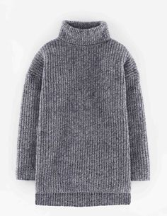 Boden Relaxed Toasty Roll Neck. This is the sartorial equivalent of hot chocolate in a calorie-free wool blend. We've got three options in a stylish colour twist yarn. (Shop with 25% off until Thursday)