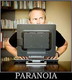 Paranoia: Cuando el mal siempre está en los otros.