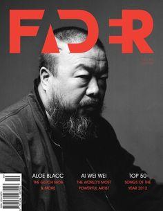 Fader Magazine by Sam Reed — Designspiration