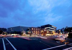 Kanazawa Artgummi from Musashigatsugi intersection (click through for more)