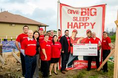 Mattress Firm is in the Top 100 companies & due to their pick up of old mattresses, if the mattress is in really good shape, it will be donated to charity.