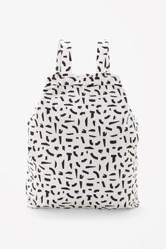 COS | Zip-up backpack