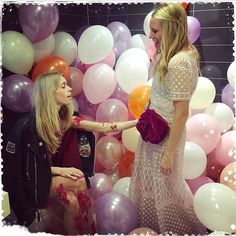@londonballoonlady Loved doing the bathroom balloons for @jomalonelondon at the #blossomball. Regram from @aliceinherpalace @marycharteris #balloons #londonballoonlady #parties