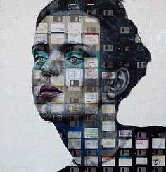 Nick Gentry - C24 Gallery.