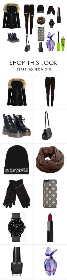 """Atumn time- out"" by katkahrdl-1 on Polyvore featuring moda, River Island, Proenza Schouler, Local Heroes, Humble Chic, Isotoner, Kate Spade, The Horse, NARS Cosmetics i OPI"