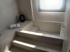 Bathtub Concrete Bathtub, Diy Bathtub, Bathtub Decor, Diy Bathroom Decor, Bathroom Renos, Laundry In Bathroom, Bathroom Interior Design, Small Bathroom, Master Bathroom