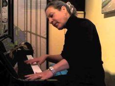 Leonard Cohen's - Hallelujah - My Piano Version  www.pianobeautiful.com