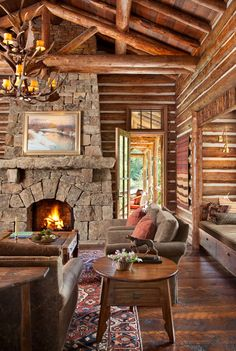 Gorgeous mountain getaway near Yellowstone Park