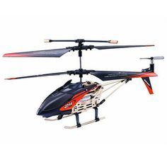 HammerHead Pro Series 3.5-Channel RC Helicopter w/ Built-In Gyro